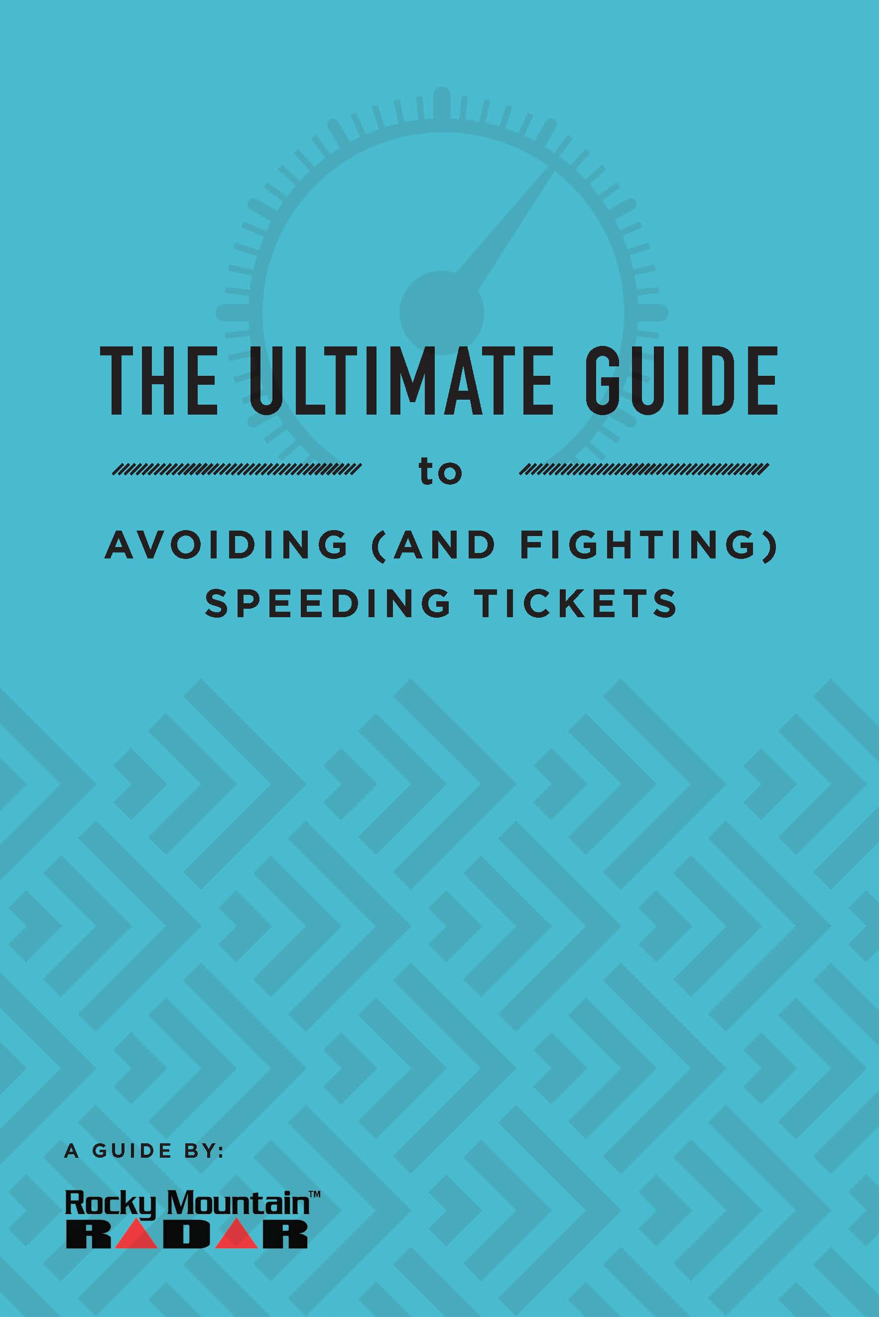 SPEED How to Fight Speeding Tickets …and Avoid Tickets Rocky