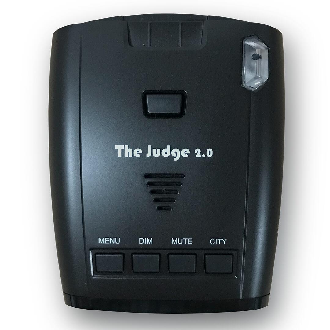 The Judge 2 0 Laser/Radar Detector & Scrambler