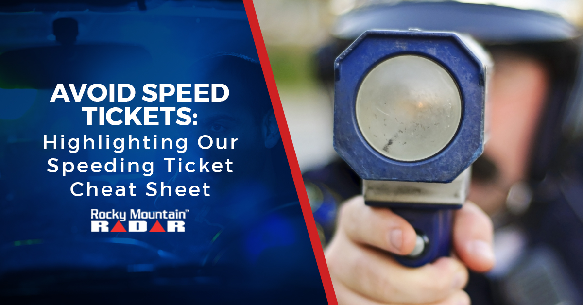 Best Radar Detector For The Money: A Look At Our Cheatsheet