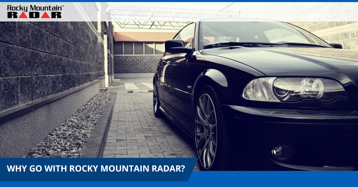 Best Radar Detector For The Money: Why Rocky Mountain Radar?