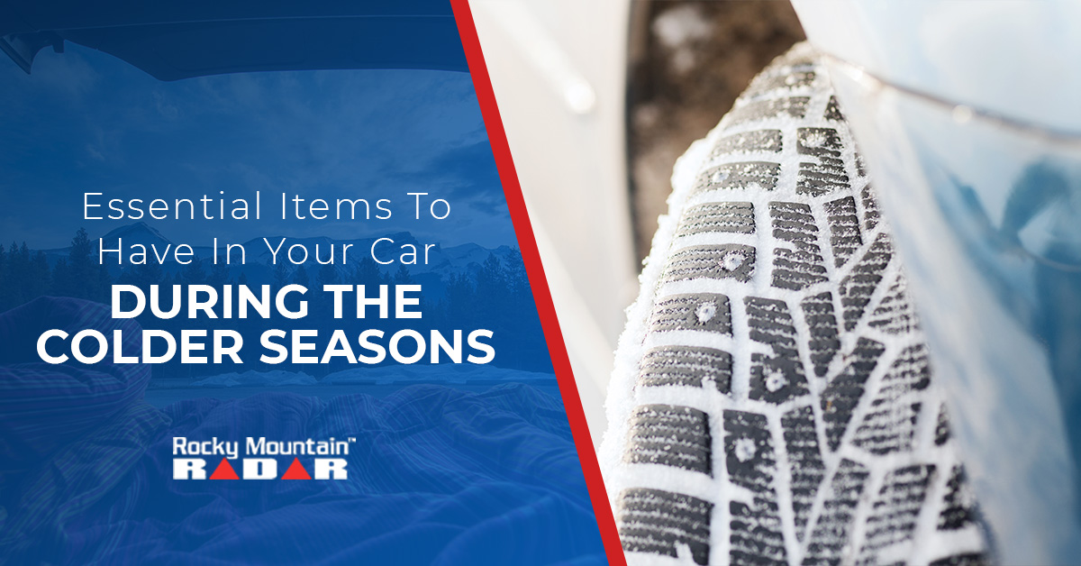 Essential Items To Have In Your Car During The Colder Seasons